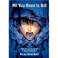 All You Need is Kill (manga) 2-in-1 Edition by Obata, Takeshi; Takeuchi, Ryosuke; Sakurazaka, Hiroshi; Abe, Yoshitoshi, 9781421576015
