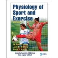 Physiology of Sport and Exercise 6th Edition With Web Study Guide-Loose-Leaf Edition by W. Larry Kenney, Jack Wilmore, David Costill, 9781492546016