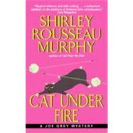 Cat Under Fire by Murphy Shirley, 9780061056017