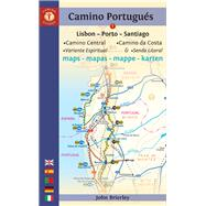 A Pilgrim's Guide to the Camino Portugues by Brierley, John, 9781912216017