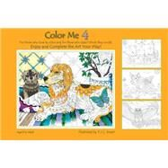 Color Me 4 by Smart, Pamela, 9780990386018