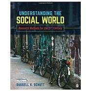 Understanding the Social World by Schutt, Russell K., 9781506306018