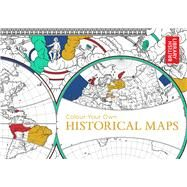 Colour Your Own Historical Maps by British Library, 9781911216018
