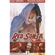 Red Sonja 3 by Simone, Gail; Geovani, Walter, 9781606906019