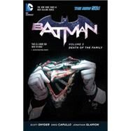 Batman Vol. 3: Death of the Family (The New 52) by SNYDER, SCOTTCAPULLO, GREG, 9781401246020