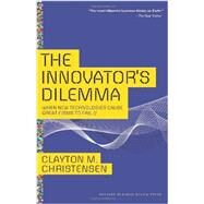 The Innovator's Dilemma by Christensen, Clayton M., 9781422196021