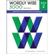 Wordly Wise 3000 Book 2 by HODKINSON, 9780838876022