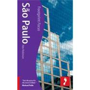Sao Paolo Footprint Focus by Alex Robinson, 9781908206022