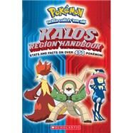 Pokemon: Kalos Region Handbook by Editorial, Scholastic, 9780545646024