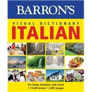Barron's Visual Dictionary - Italian by PONS Editorial Team, 9781438006024