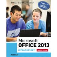 Microsoft® Office 2013 - Introductory by Vermaat, 9781285166025