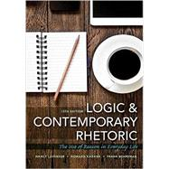 Logic and Contemporary Rhetoric by Cavender/Kahane, 9781305956025