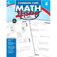 Common Core Math 4 Today, Grade 4 by McCarthy, Erin, 9781624426025