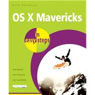 OS X Mavericks in Easy Steps by Vandome, Nick, 9781840786026