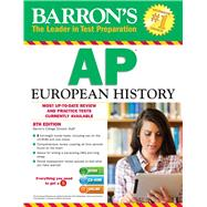 Barron's Ap European History by Barron's College Division Staff, 9781438076027