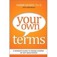 Your Own Terms by Davidds-Garrido, Yasmin; Bidou, Ann (CON), 9780814436028