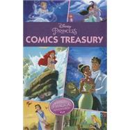 Disney Princess Comics Treasury by Maine, Regis (ADP); Ferrari, Alessandro (ADP); Anderson, Tom (ADP); MacKie, Howard; Scarborough, Sheryl, 9781926516028