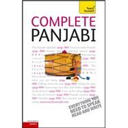 Complete Panjabi with Two Audio CDs: A Teach Yourself Guide by Kaira, Surjit Singh; Purewal, Navtej Kaur; Tyson-Ward, Sue, 9780071766029
