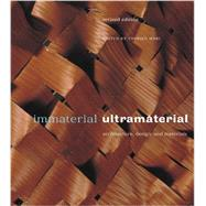 Immaterial / Ultramaterial by Mori, Toshiko, 9780807616031