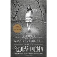Miss Peregrine's Home for Peculiar Children by RIGGS, RANSOM, 9781594746031