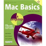 Mac Basics in Easy Steps by Provan, Drew, 9781840786033