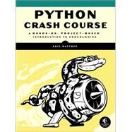 Python Crash Course by Matthes, Eric, 9781593276034