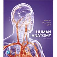 Human Anatomy Plus Mastering A&P with Pearson eText -- Access Card Package by Martini, Frederic H.; Tallitsch, Robert B.; Nath, Judi L., 9780134296036