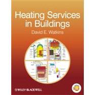 Heating Services in Buildings 9780470656037N