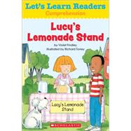 Let's Learn Readers: Lucy's Lemonade Stand by Teaching Resources, Scholastic, 9780545686037