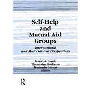 Self-Help and Mutual Aid Groups: International and Multicultural Perspectives by Lavoie; Francine, 9781138996038