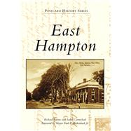East Hampton by Barons, Richard; Carmichael, Isabel; Rickenbach, Paul F., Jr., 9781467116039