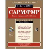 CAPM/PMP Project Management Certification All-In-One Exam Guide, Third Edition by Phillips, Joseph, 9780071776042