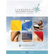 Leadership Development Studies - a Humanities Approach by Phi Theta Kappa Honor Society, 9780738066042