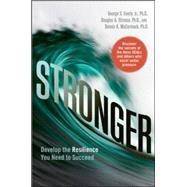 Stronger by Everly, George S., Jr., Ph.D.; Strouse, Douglas A., Ph.D.; McCormack, Dennis K., Ph.D., 9780814436042