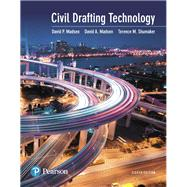 Civil Drafting Technology by Madsen, David P.; Madsen, David A., Emeritus; Shumaker, Terence M., 9780134436043