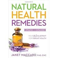 Natural Health Remedies by Maccaro, Janet, Ph.D., 9781629986043