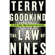 The Law of Nines by Goodkind, Terry, 9780399156045