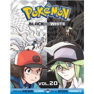 Pokémon Black and White, Vol. 20 by Kusaka, Hidenori; Yamamoto, Satoshi, 9781421576046