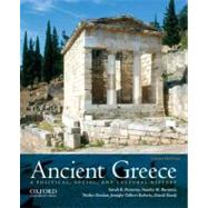 Ancient Greece A Political, Social, and Cultural History by Pomeroy, Sarah B.; Burstein, Stanley M.; Donlan, Walter; Roberts, Jennifer Tolbert; Tandy, David, 9780199846047