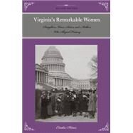 Virginia's Remarkable Women by Hines, Emilee, 9781493016051