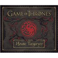 Game of Thrones: House Targaryen Deluxe Stationery Set by Editions, Insight, 9781608876051