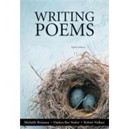 Writing Poems by Boisseau, Michelle; Bar-Nadav, Hadara; Wallace, Robert, 9780205176052