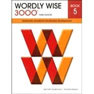 Wordly Wise 3000® 3rd Edition Student Book 5 (Item# 7605) by Hodkinson, Kenneth, 9780838876053