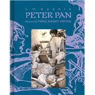 Peter Pan by Barrie, J.M.; Hyman, Trina Schart, 9781481426053