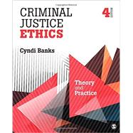 Criminal Justice Ethics by Banks, Cyndi, 9781506326054