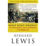 What Went Wrong? by Lewis, Bernard W., 9780060516055