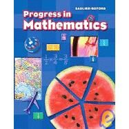 Progress in Mathematics Student Edition Grade 5 (29350) by Sadlier, 9780821536056