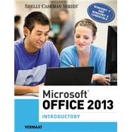 Microsoft� Office 2013 by Vermaat, 9781285166056