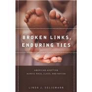 Broken Links, Enduring Ties by Seligmann, Linda J., 9780804786058