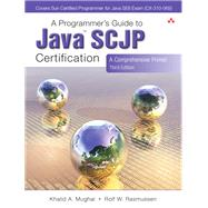 A Programmer's Guide to Java SCJP Certification A Comprehensive Primer by Mughal, Khalid A.; Rasmussen, Rolf W, 9780321556059